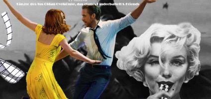 MOVIE-DANCE Revue der Jazz Dance – Sparte